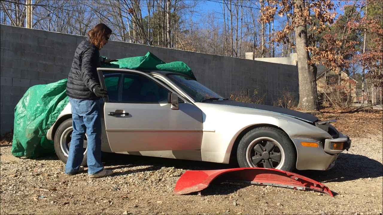 Porsche 944 Parts >> Picking Up Porsche 944 Parts In Georgia