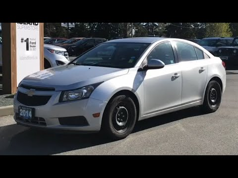 2014 Chevrolet Cruze LT, Bluetooth, CD, Cruise Control Preview| Island Ford