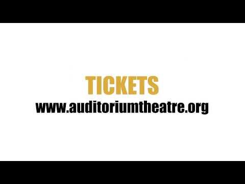 PROMO Ensemble Español at Auditorium Theatre / October 6 2017