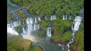 Cascadele de la Iguazu: Brazilia si Argentina