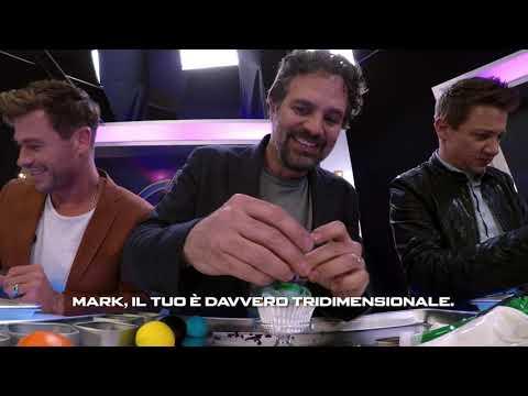 Avengers: Endgame - Benvenuti Agli Endgames - Sfida Di Cupcake