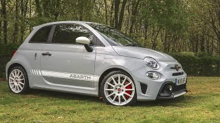 First Drive In The New 2019 Abarth 595 Esseesse!