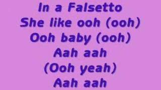 Falsetto By The Dream W/ Lyrics