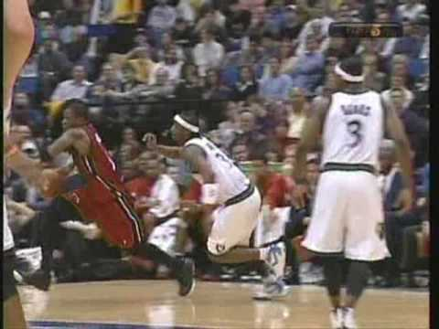 Dwyane Wade Top 10 Plays of the 05 06 NBA Season