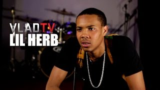 Lil Herb On His Lean Use: I