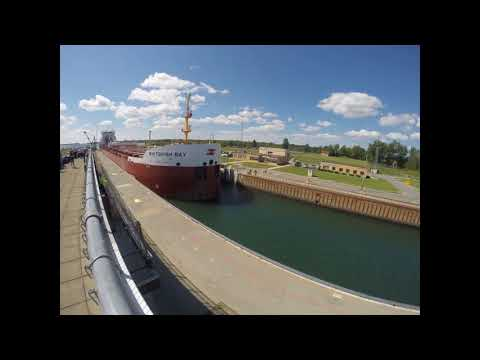 St  Lawrence Seaway Eisenhower Locks