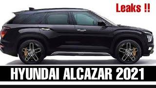 2021 Hyundai Alcazar || The New Flagship 7 Seater Luxury SUV || Creta 7 Seater