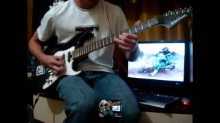 Video Guilherme #991 - Guitar Solo - Dragon Ball Z - Cha-la Head Cha-la download MP3, 3GP, MP4, WEBM, AVI, FLV Oktober 2018