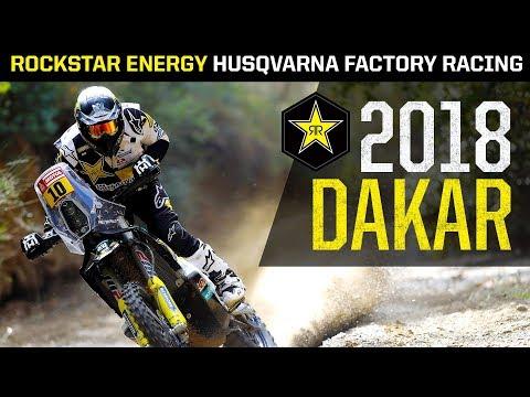 2018 Dakar   Rockstar Energy Husqvarna Factory Racing