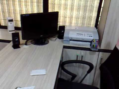 Mr. AB's Office in Nagpur