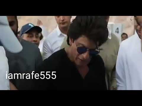 Making of #dubai tourism be my guest SRK