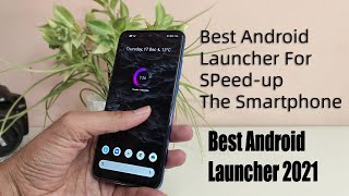 Best Clean Launcher for Android Phones | Best Light Launcher 2021 | Best Launcher for Android screenshot 1