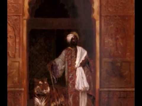 Moors Part 1 (paintings) Youtube
