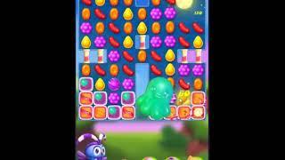 Candy Crush Friends Saga Level 486 - NO BOOSTERS 👩👧👦 | SKILLGAMING ✔️