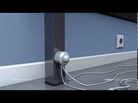 Mylight Me 1 Sensor Bedlight Installation Instructional