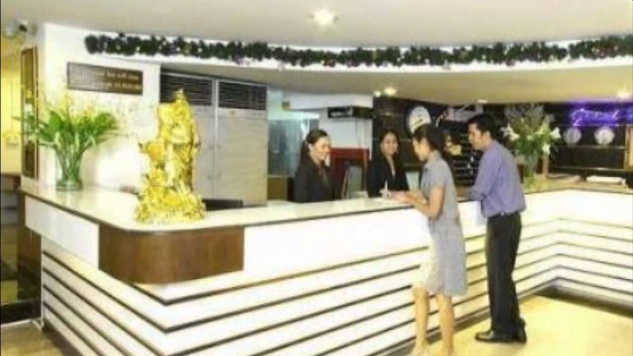 Grand Business Inn, Grand Business Inn bangkok hotel video