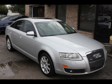 Used 2005 Audi A6 Navigation for sale Georgetown Auto Sales KY Kentucky SOLD