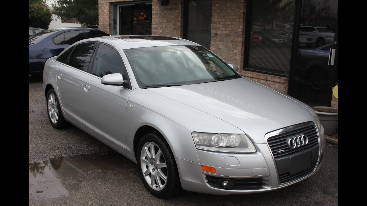 Used 2005 Audi A6 Navigation for sale Georgetown Auto Sales KY ...