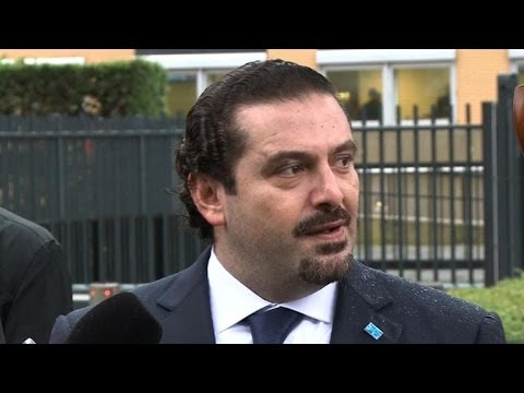 Saad Hariri welcomes the start of his father's killing trial