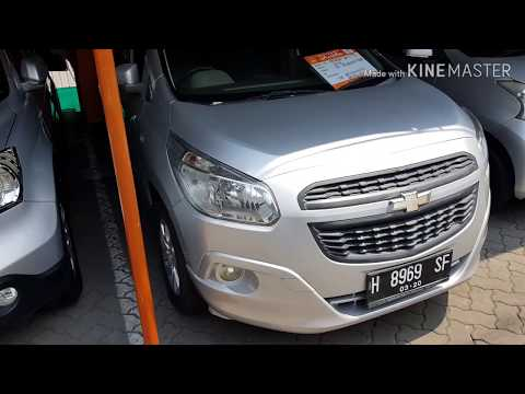 Chevrolet Spin Diesel Indonesia Review