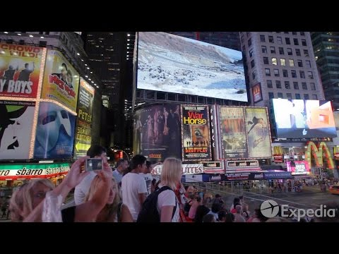 Times Square Vacation Travel Guide | Expedia