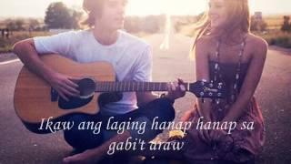 Sa Aking Puso - Acoustic Cover By Kaye Cal
