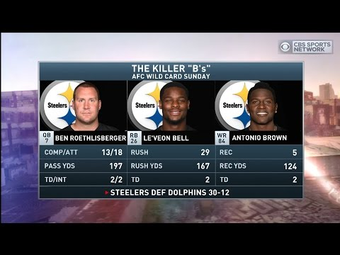 Boomer and Carton: Steelers come up big against the Dolphins