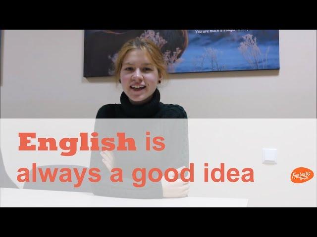 Recenzie Fantastic English School I Diana Plosnita