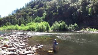 spey casting single handed fly rod teaser