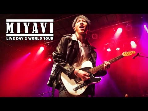 MIYAVI LIVE 2018 | DAY 2 WORLD TOUR TORONTO | VLOG