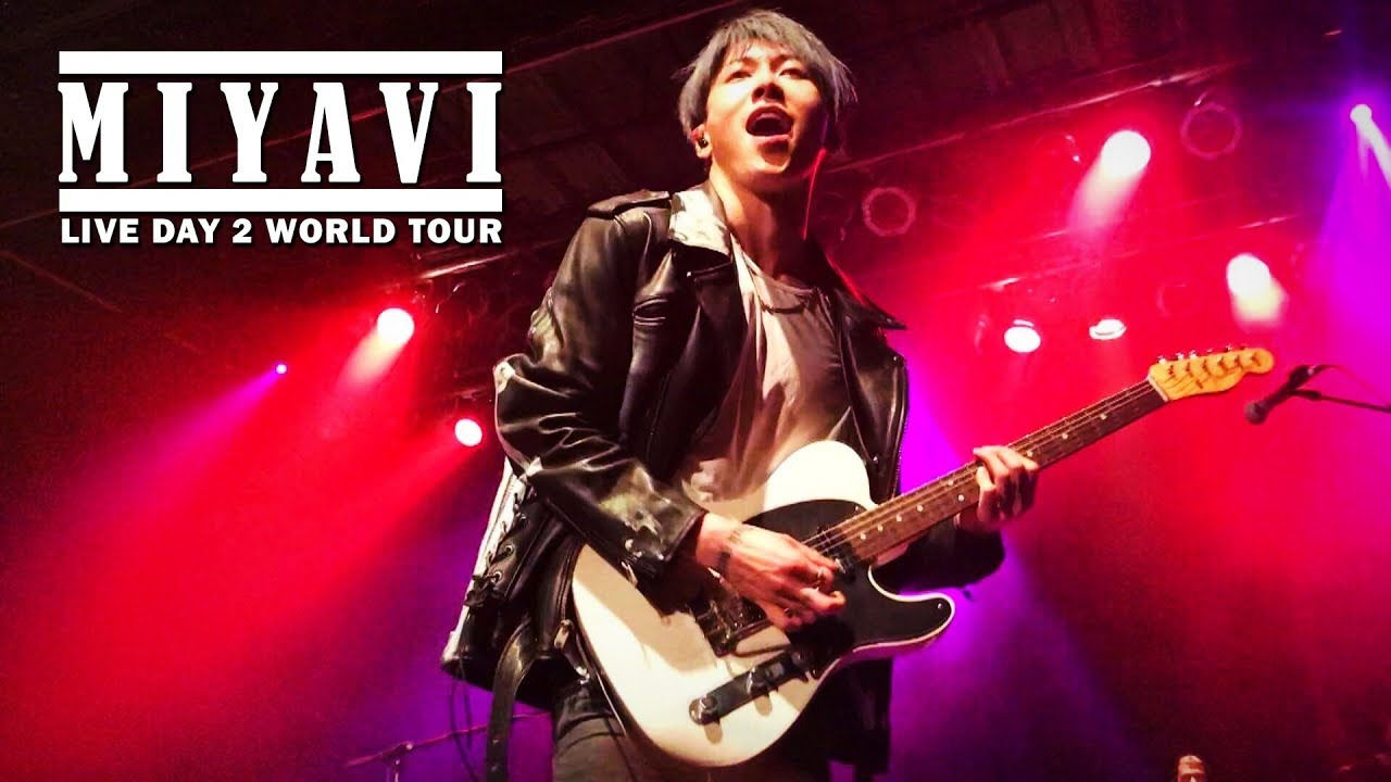 Miyavi Live Day 2 World Tour Toronto 2018 Vlog