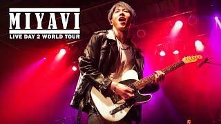 MIYAVI LIVE | DAY 2 WORLD TOUR TORONTO 2018 | VLOG