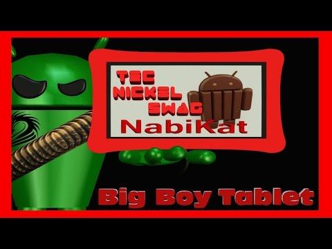Nabi 2 Update Kit Kat 4 4 With Root No Blue Morpho No Nabi Apps