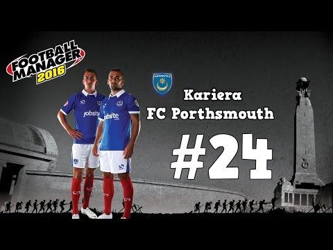 Football Manager 2016 - FC Portsmouth #24 - Tonący okręt!