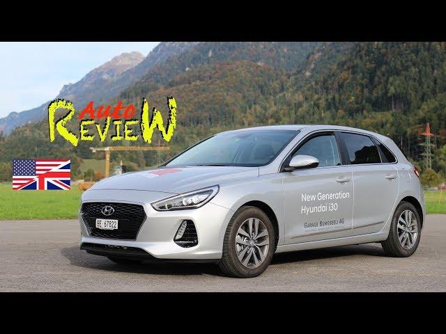 2017 Hyundai i30 1.4l Turbo   Auto Review   Episode 98 [ENG]