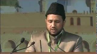 Jalsa Salaana Qadian-2011 Day-1, 1st Lecture The Existance of Almighty God.