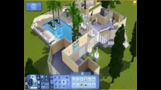 Sims 3 - The Peristyler Villa