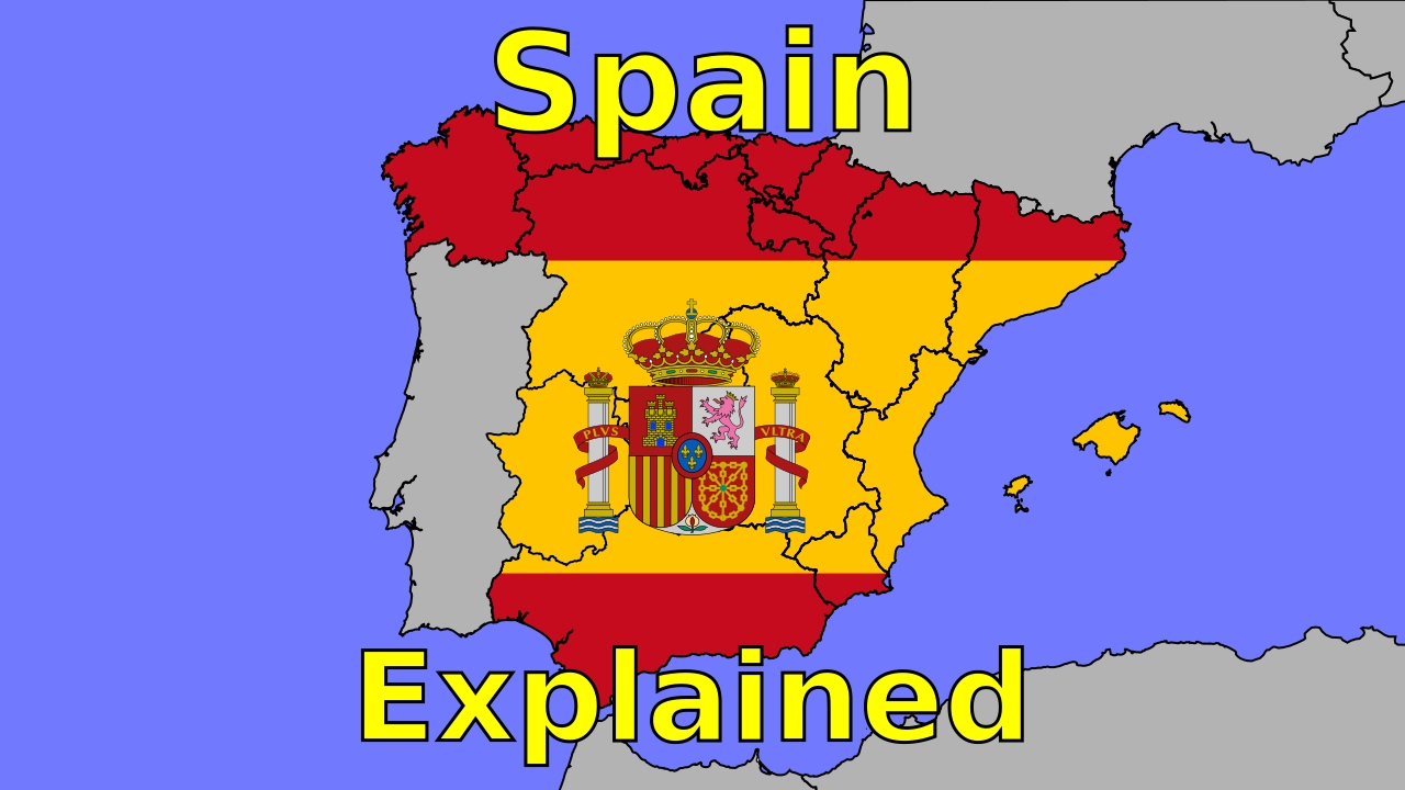 Spain is not a federation autonomous communities of spain explained youtube for Watches of spain