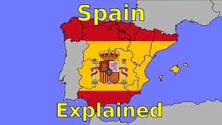 Spain Is Not A Federation: Autonomous Communities of Spain Explained thumbnail