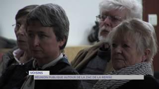 Voisins-le-Bretonneux : réunion publiques sur la ZAC de la remise
