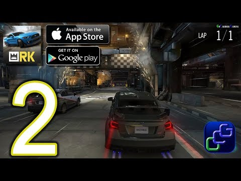 Race Kings Android IOS Walkthrough - Gameplay Part 2 - Class C Clash, The Main Event