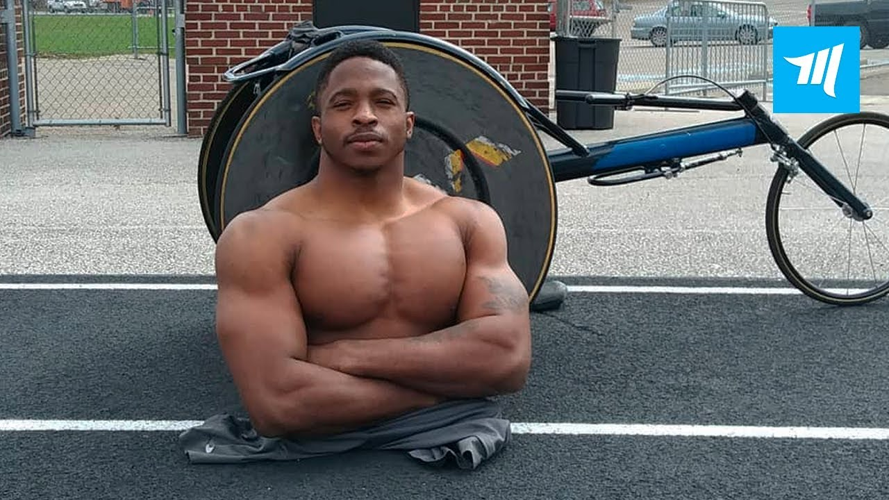 No Excuses - Zion Clark   Muscle Madness