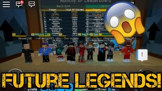 Roblox | Flood Escape 2 | Playing with future Legends!!