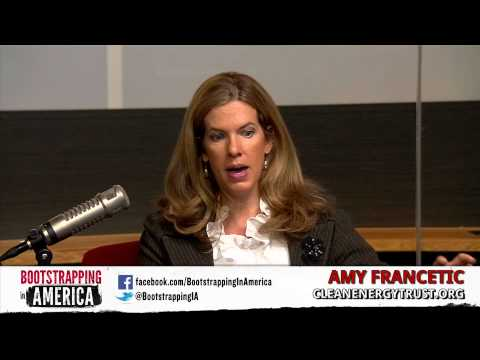 Amy Francetic of Clean Energy Trust | Bootstrapping in America