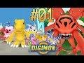 Digimon Adventure (PSP) (Español) // Cap. 01: ¡Amo este juego!