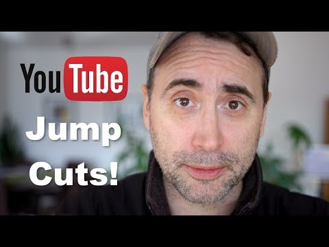 Why do YouTube Video Creators use Jumpcuts?
