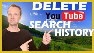 How to Delete / Clear Search History and Watch History on YouTube 2018