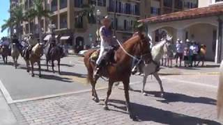 Cracker Trail Ride Fort Pierce 2017 02 25
