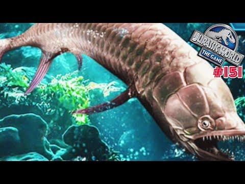 JWTG   Nuovo Dino Gillicus! Mostruoso!  #151 [Gameplay Ita]