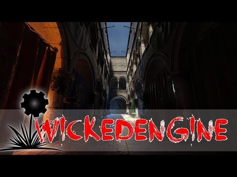 WickedEngine -- C++